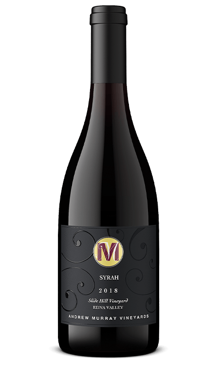 2018 SYRAH SLIDE HILL VINEYARD