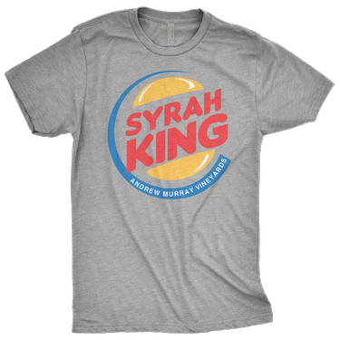 T-SHIRT - SYRAH KING